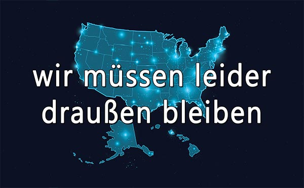 DSGVO: Erste Hilfe beim Ausschluss von Europäern durch US-Webseiten